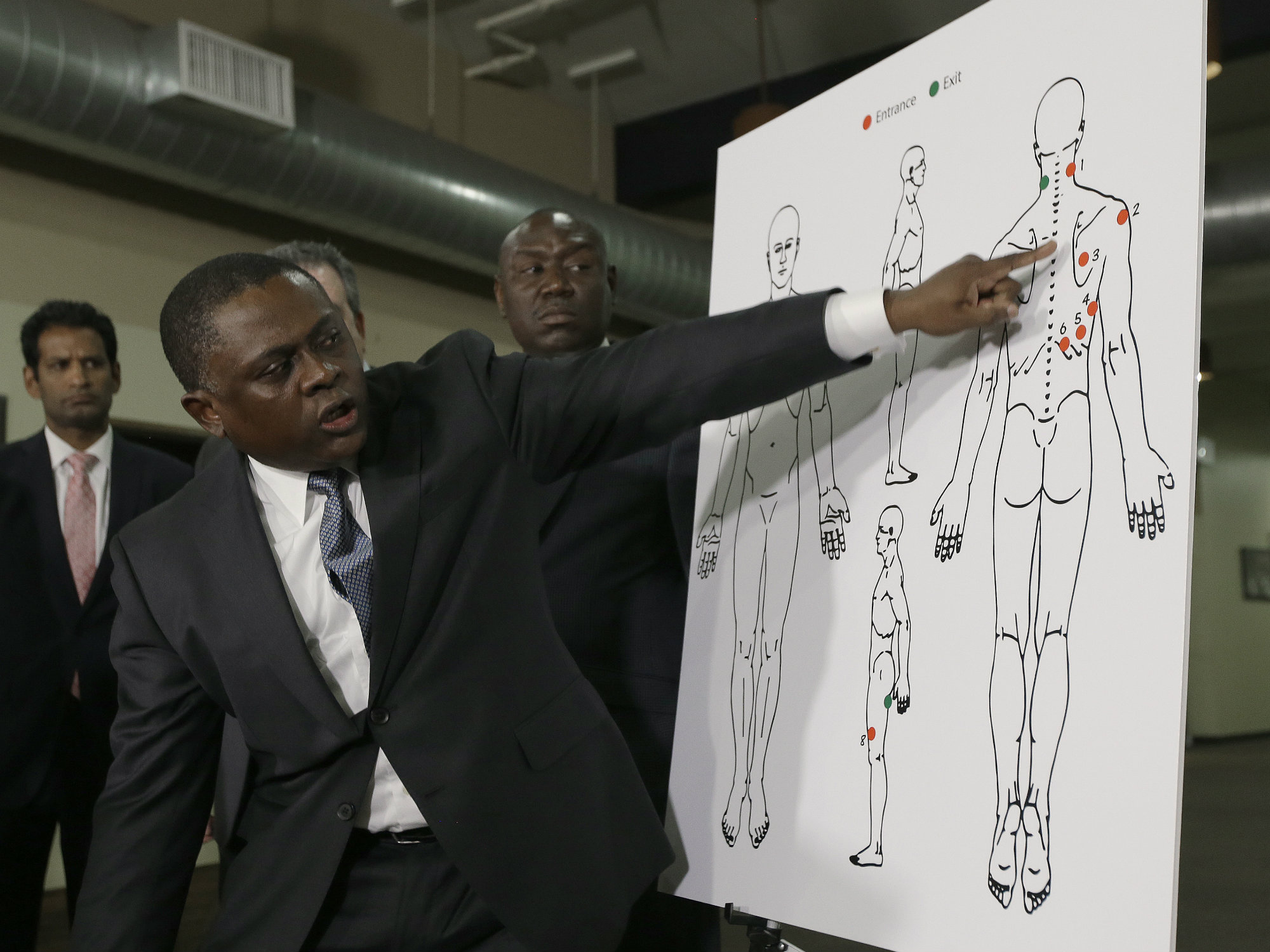 Insight: Dr. Bennet Omalu Defends His Stephon Clark Autopsy / East Area  Rapist Attack Survivor / Media And PTSD / Shakespeare's Lost Plays -  capradio.org