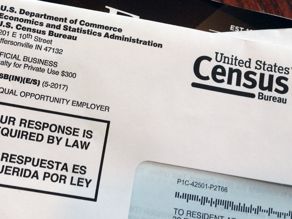 2020 Census Takes Center Stage