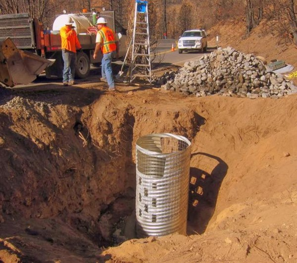 Upgrading Culverts And Catchbasins