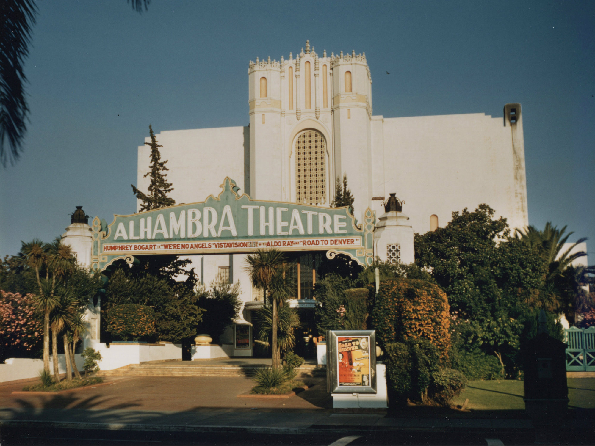 Affordable Health Care >> Alhambra Theatre Is Remembered In Documentary Screening This Weekend - capradio.org