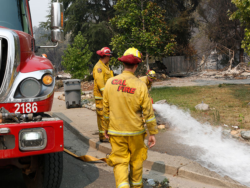 Insight Fire Updates The Political Junkie On Federal Disaster