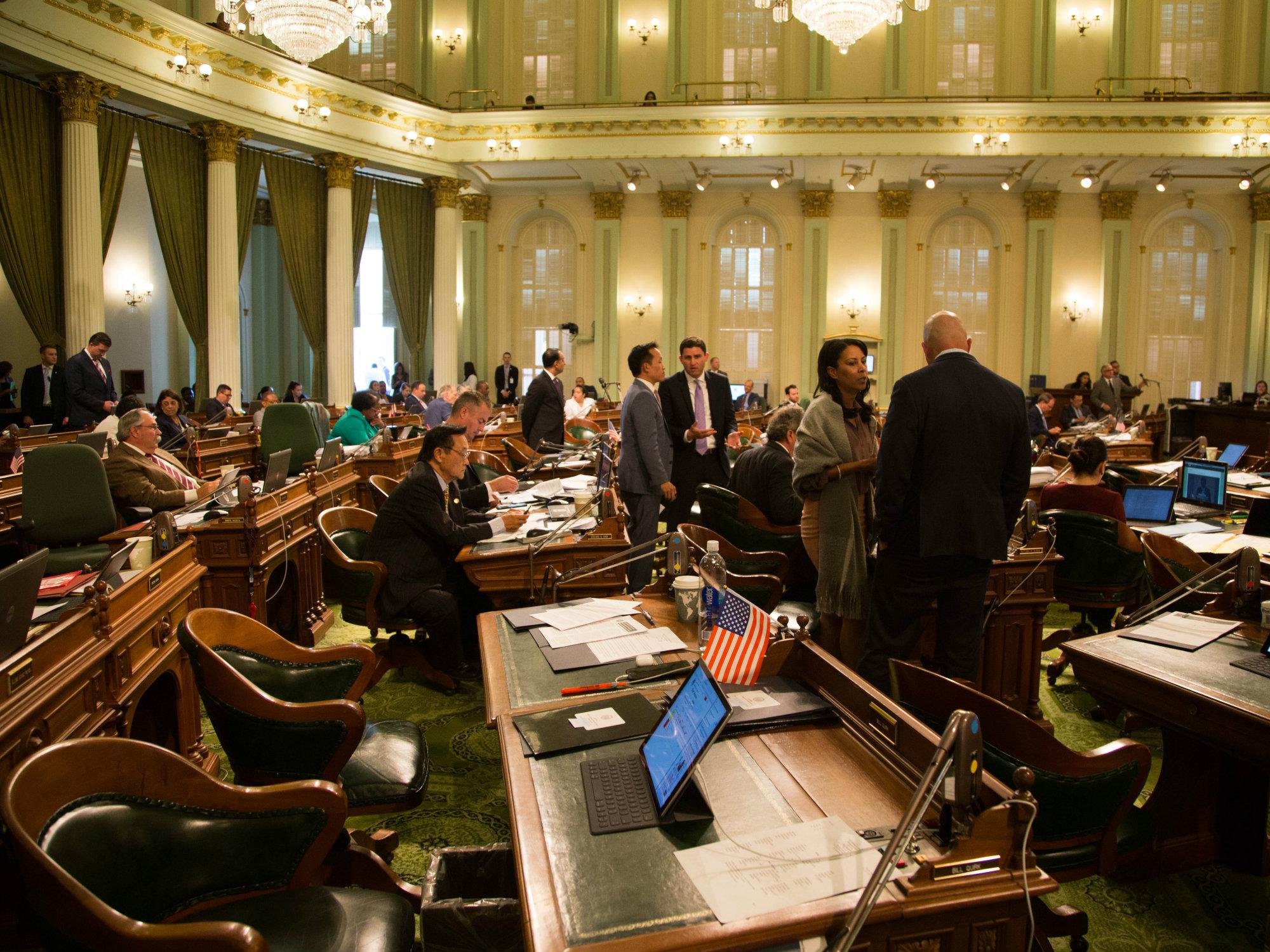 Insight: Political Junkie Talks Kavanaugh / Capitol Chat / Gustavo ...