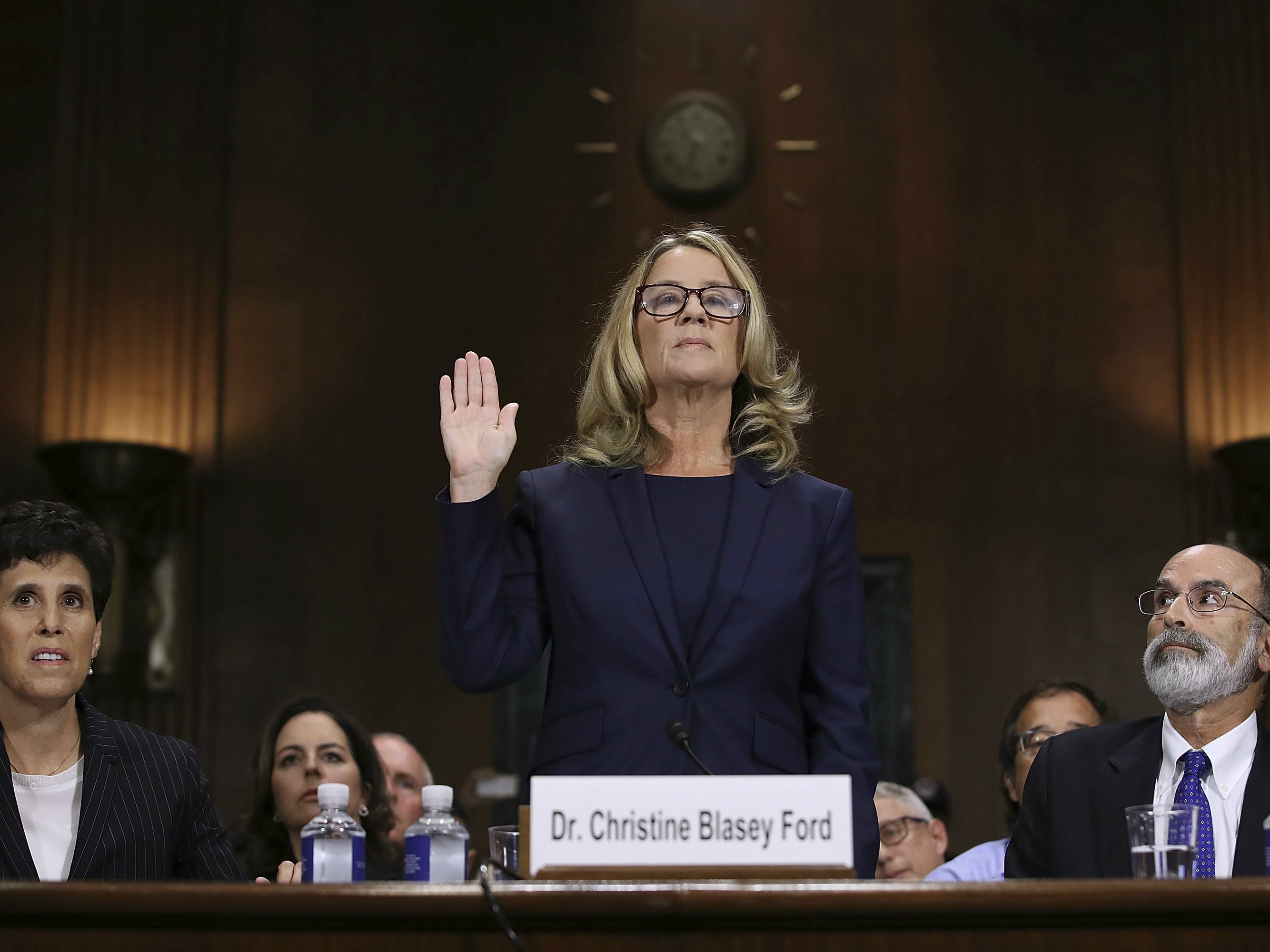 6830ac59ee17 Insight Special  Experts React To Senate Judiciary Hearing On Dr. Ford s  Allegations Of Sexual Assault By Judge Brett Kavanaugh - capradio.org