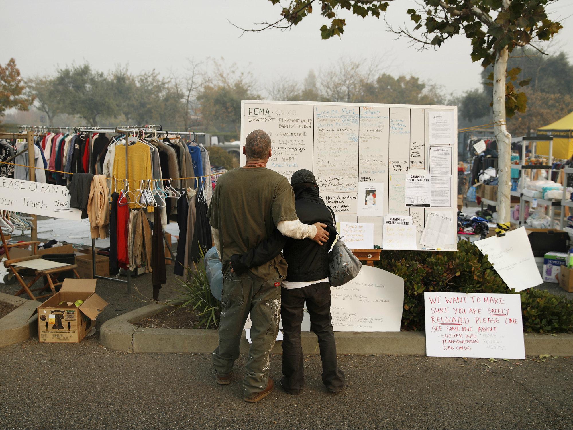 fd4d8e57 Insight: Camp Fire Update / Camp Fire Victim Aid / Political Junkie /  Cities You Wish You Were From - capradio.org