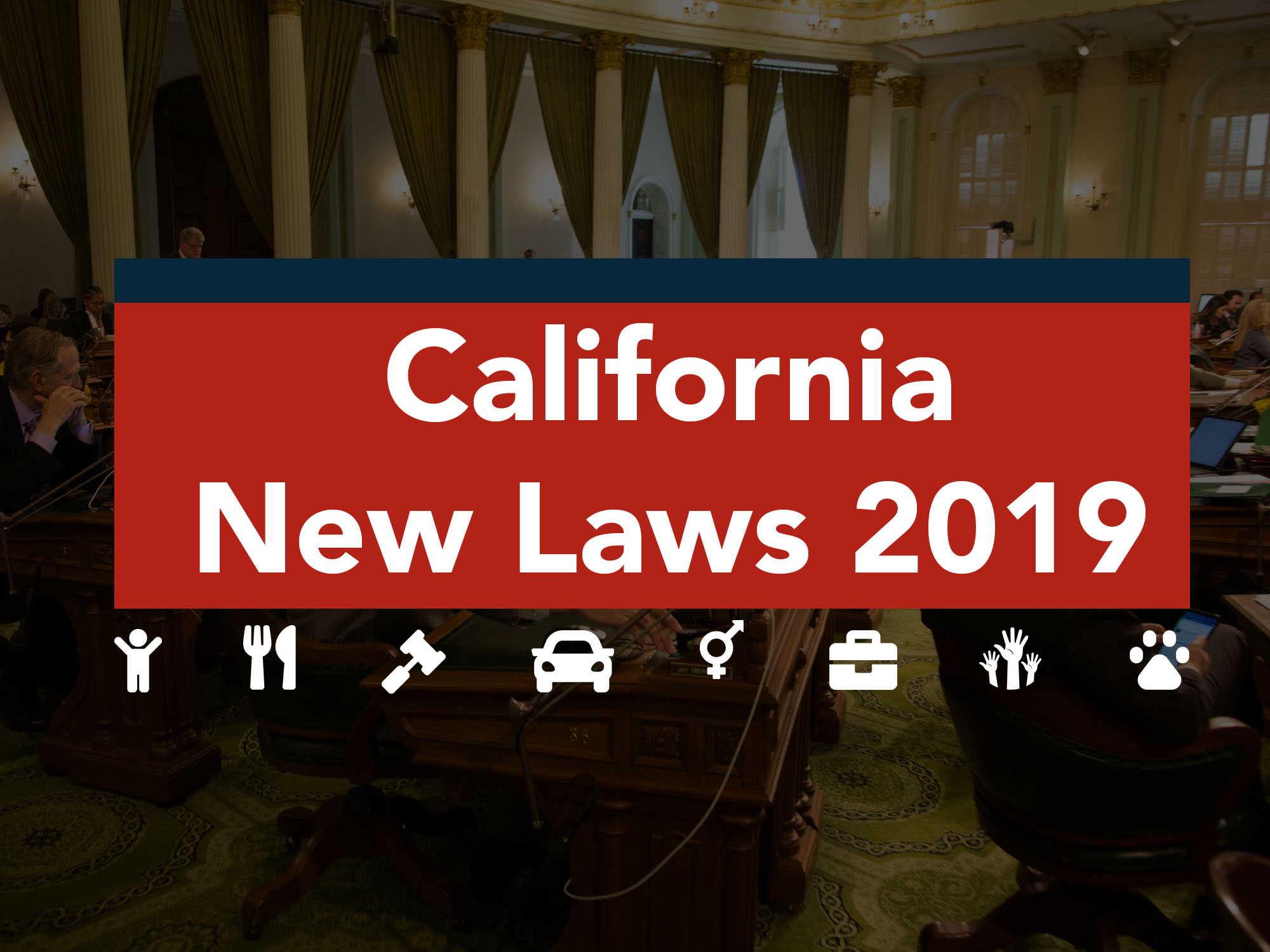 New California Laws For 2019 - capradio org