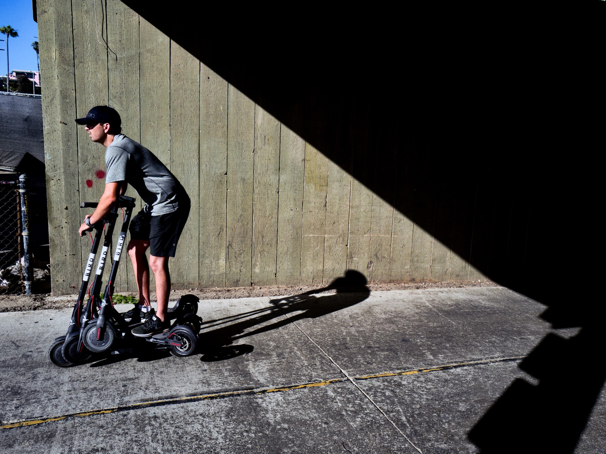 Insight: Political Junkie / City Considers Scooter Rules / V-Day