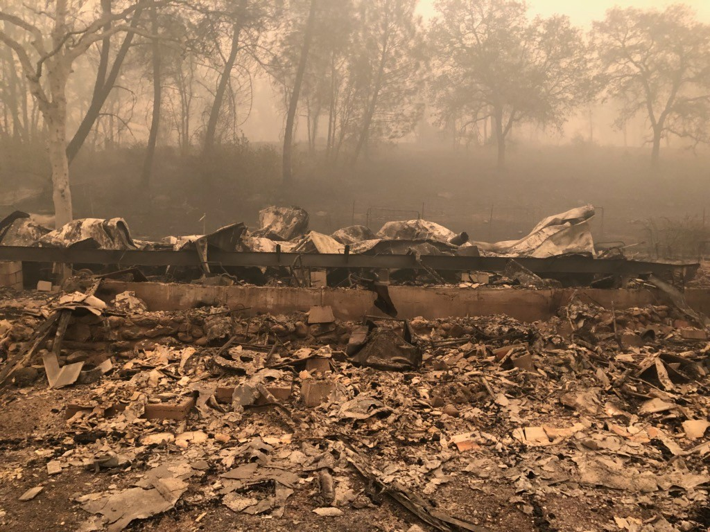 support camp fire victims - HD1024×768