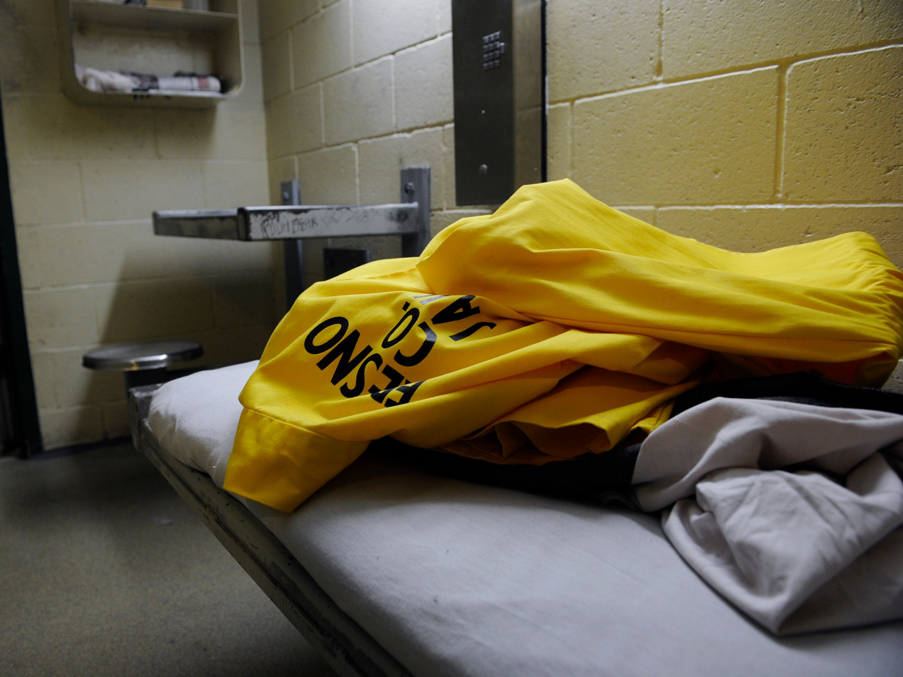 Inmate Deaths A Growing Problem At Fresno County Jail