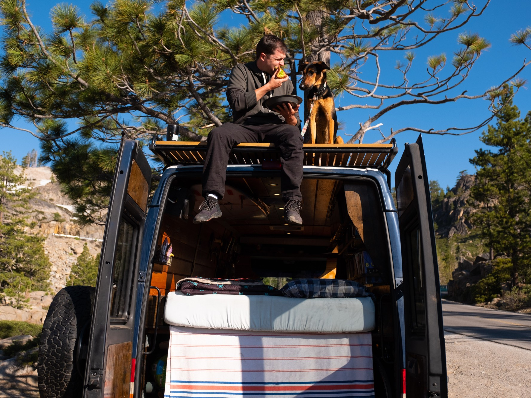 Dream Big, Live Small: Why The Van Life Is Taking Hold In