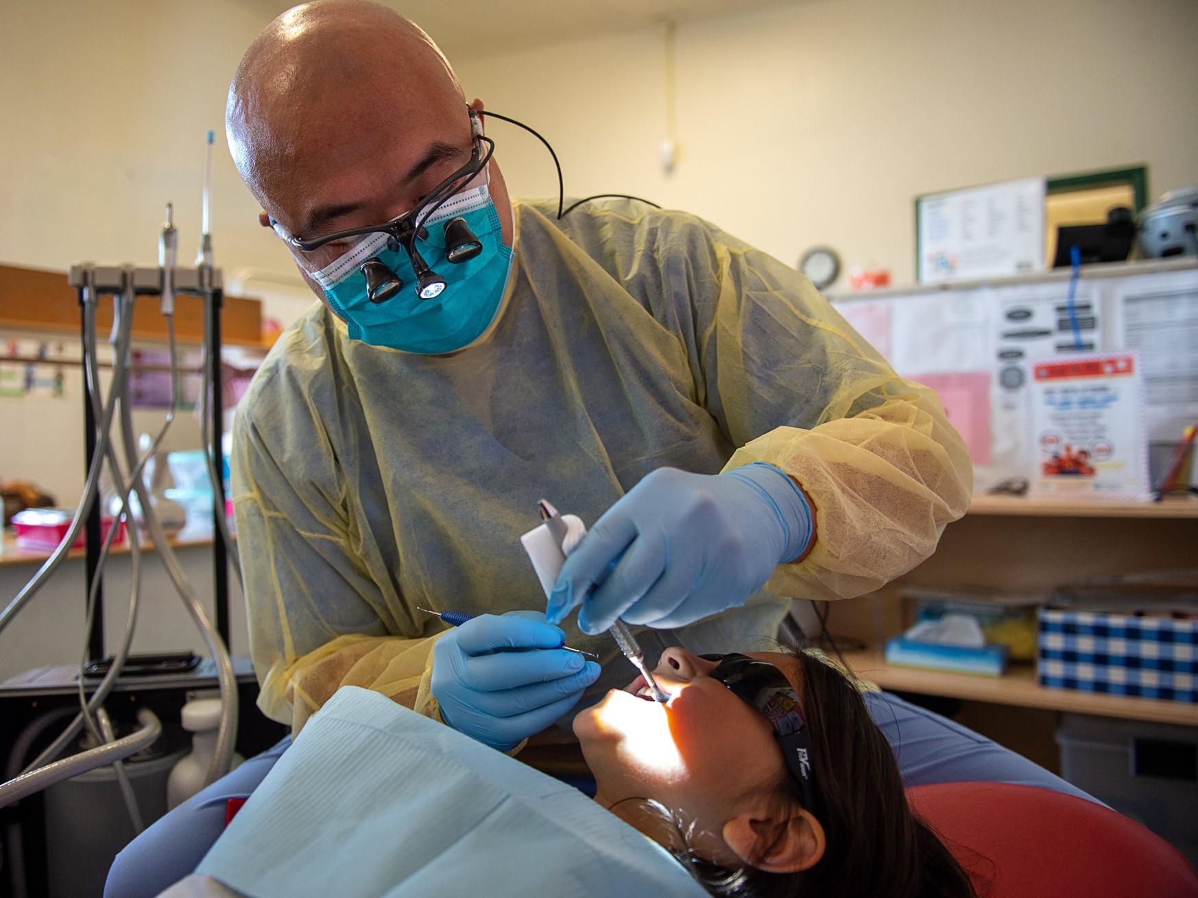 California School-Based Health Centers Bridge Gap To