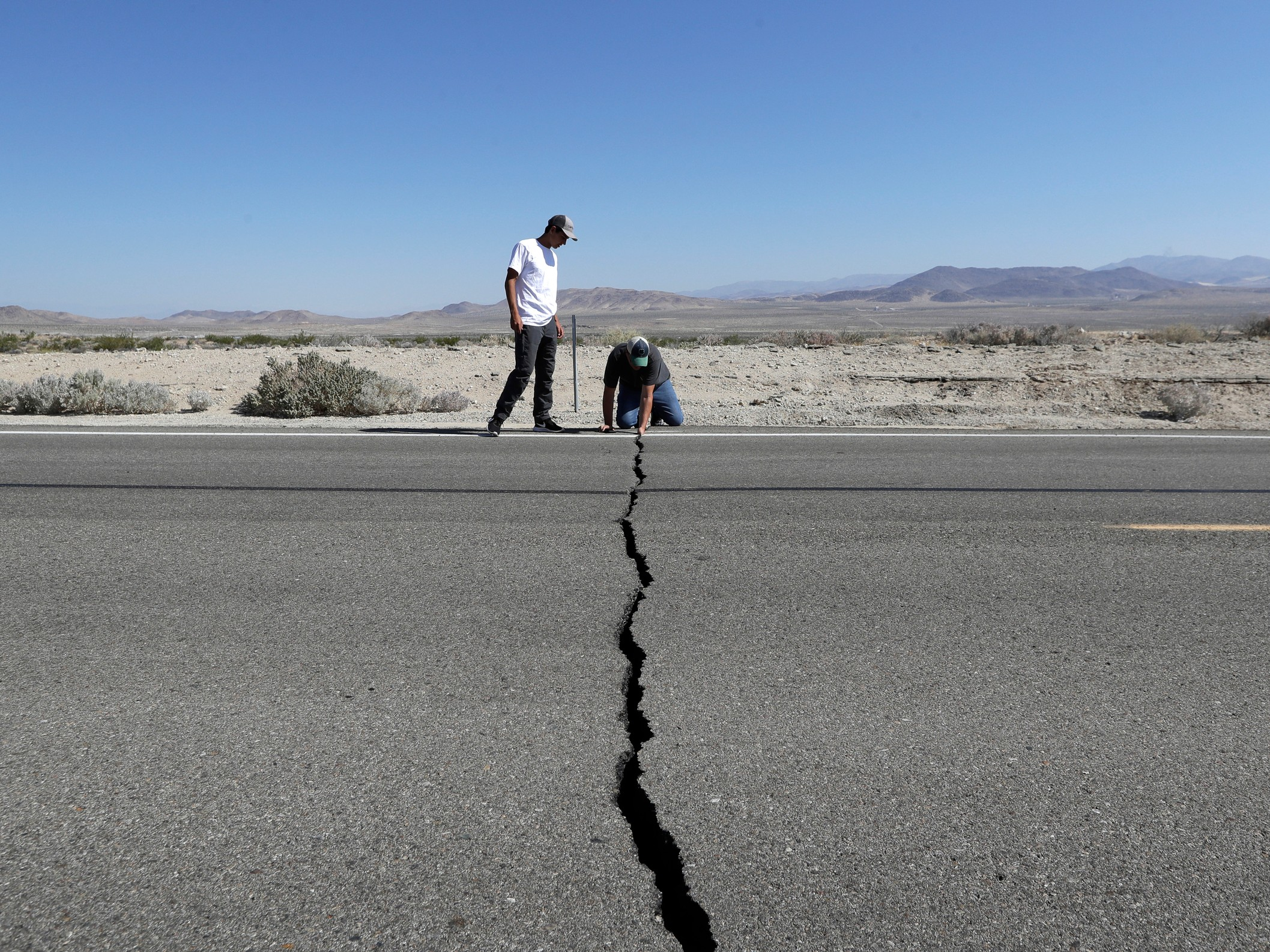 Earthquakes, Under The Earth And 'No Boundaries' - capradio org