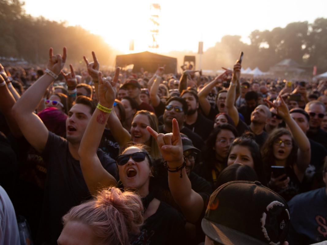 Photos: Aftershock Rock Festival Reverberates Through Sacramento