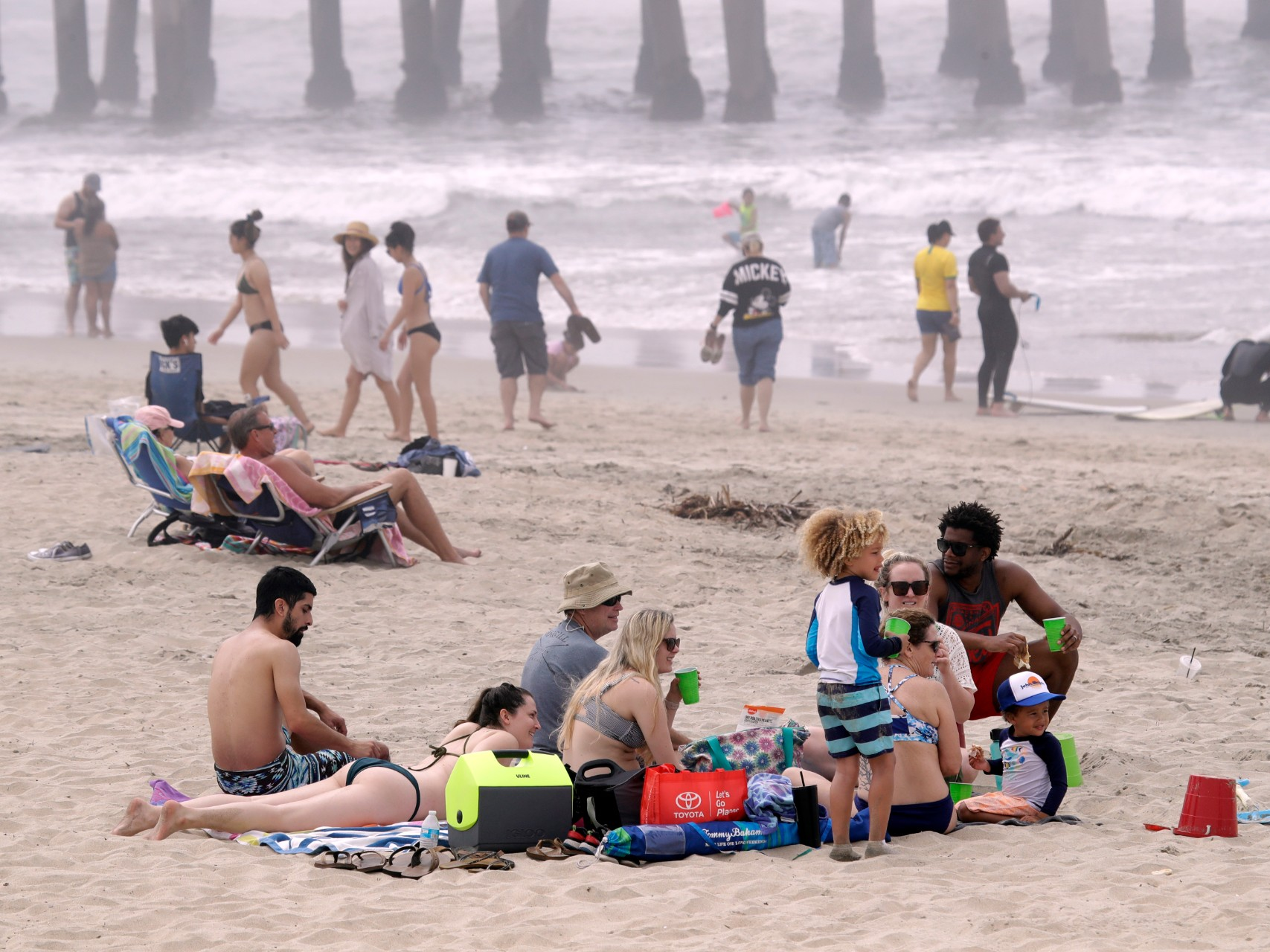 Before You Go To The Beach, Check Its Pollution Score - Capital Public Radio News