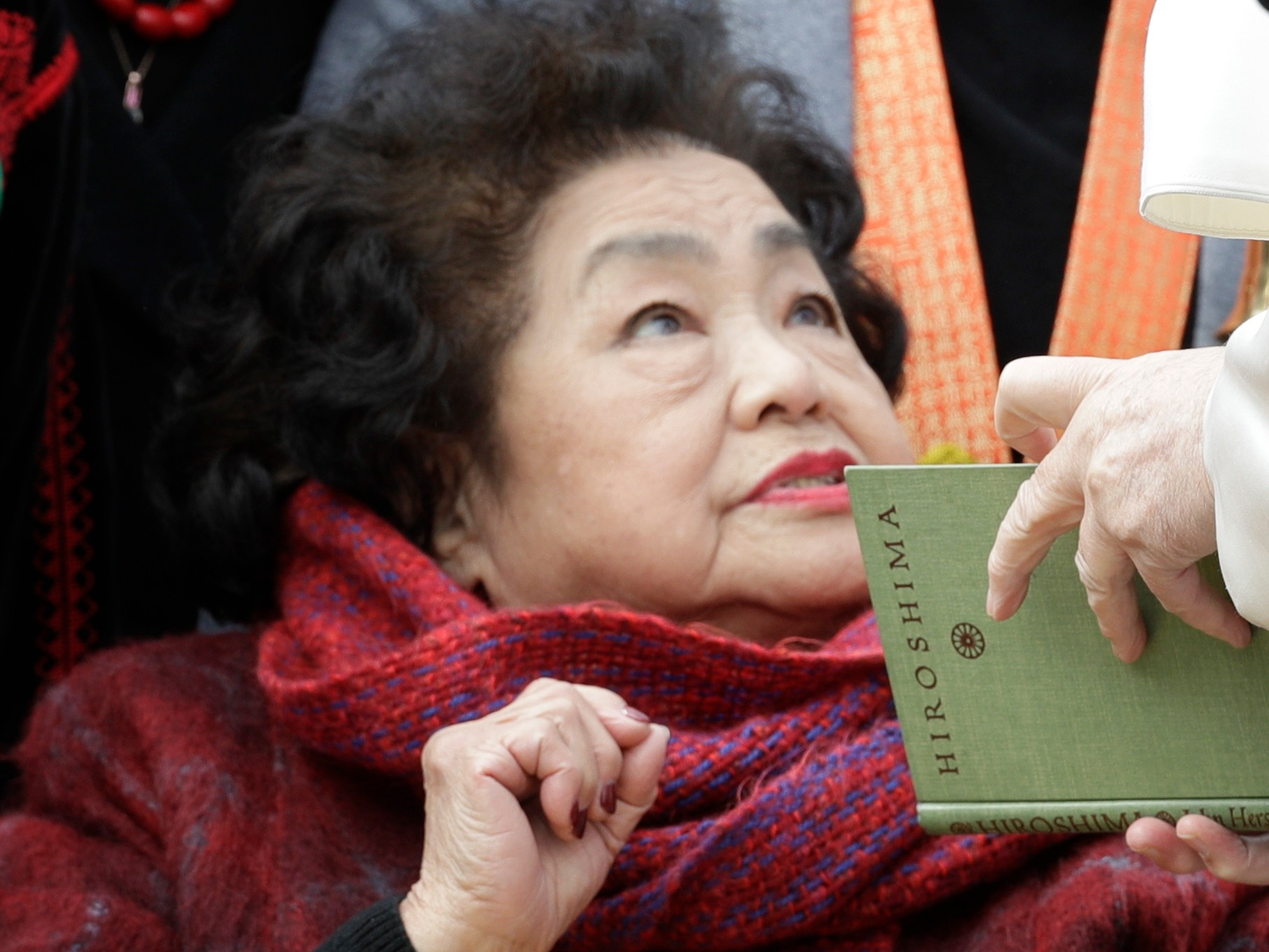 'Don't Give Up': Hiroshima Survivor Remembers Blast, Rescue
