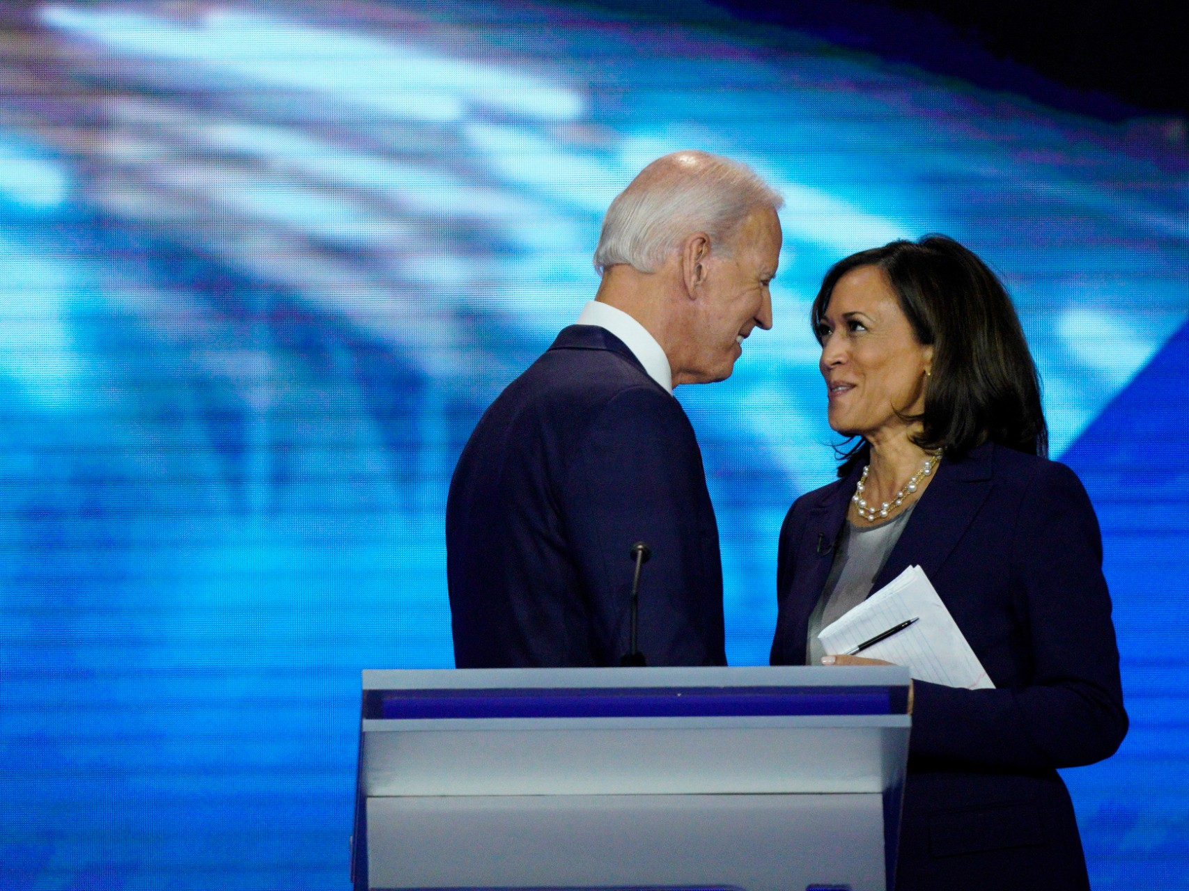 Kamala Harris Named Democratic Vice Presidential Candidate, What ...