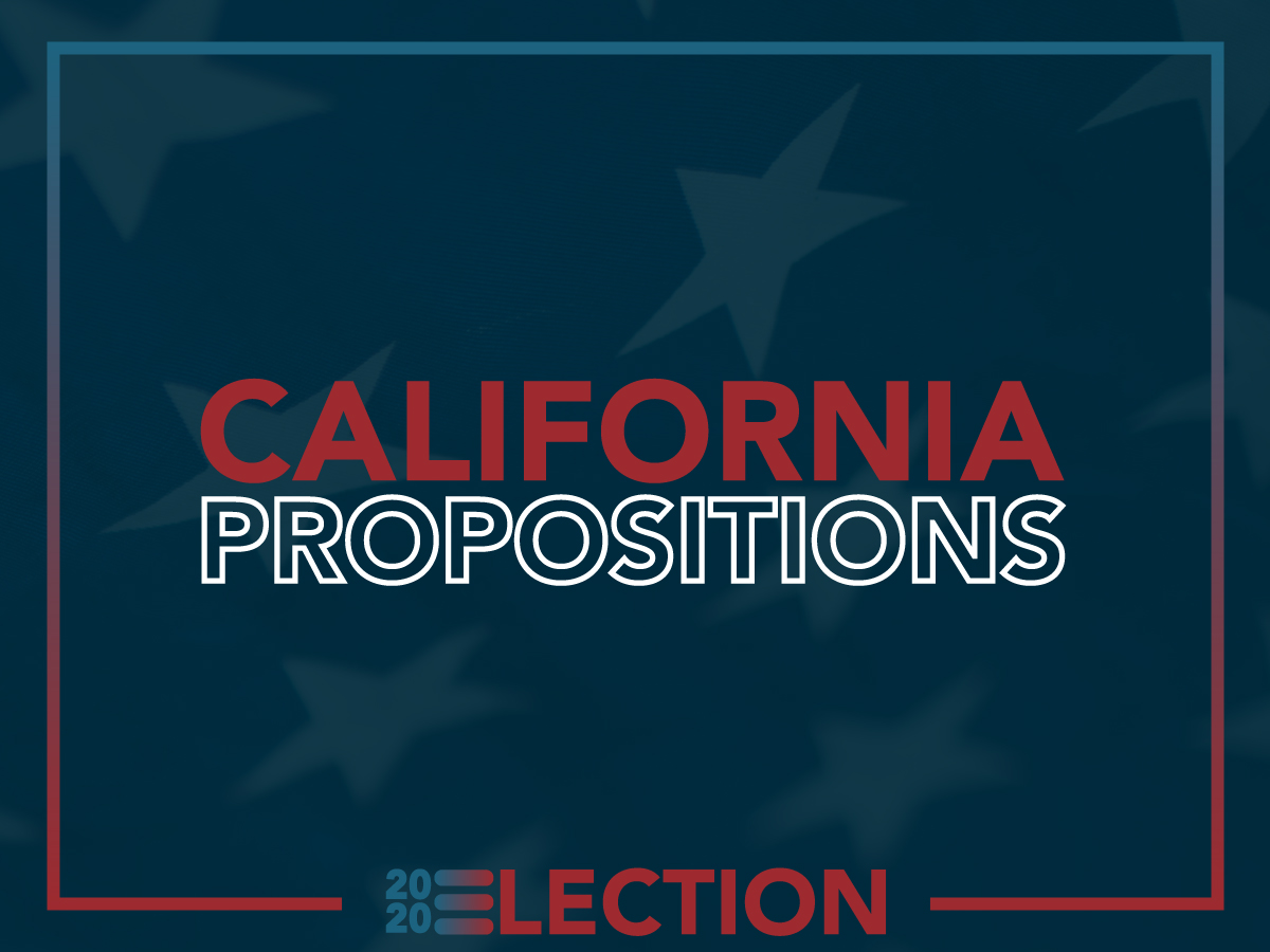 What's On The Ballot? Here's A Look At California's 2020 ...