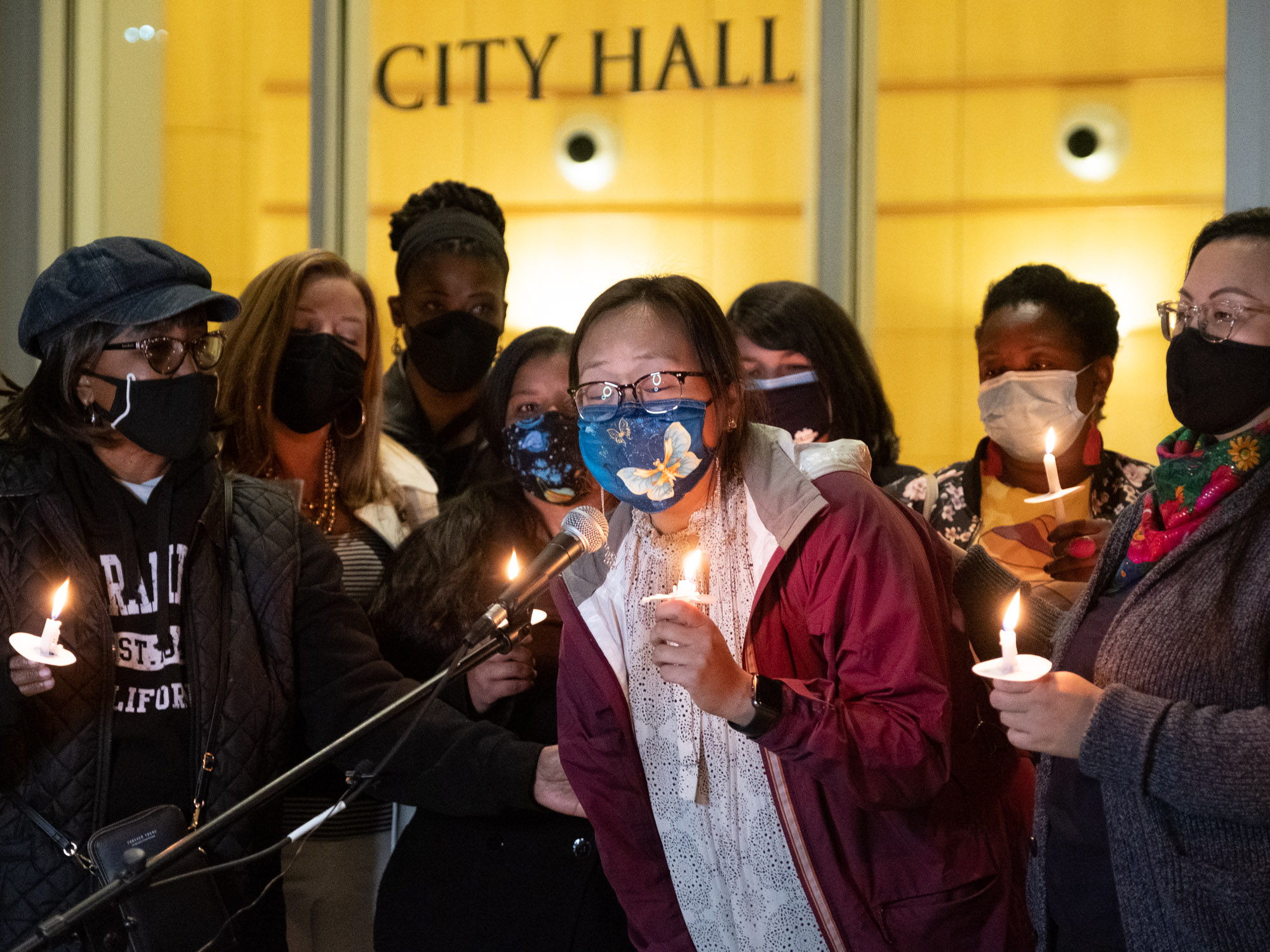 www.capradio.org: 'We Have Been Targeted': Sacramento Asian American Community Demands More Support, Unity After Atlanta Killings