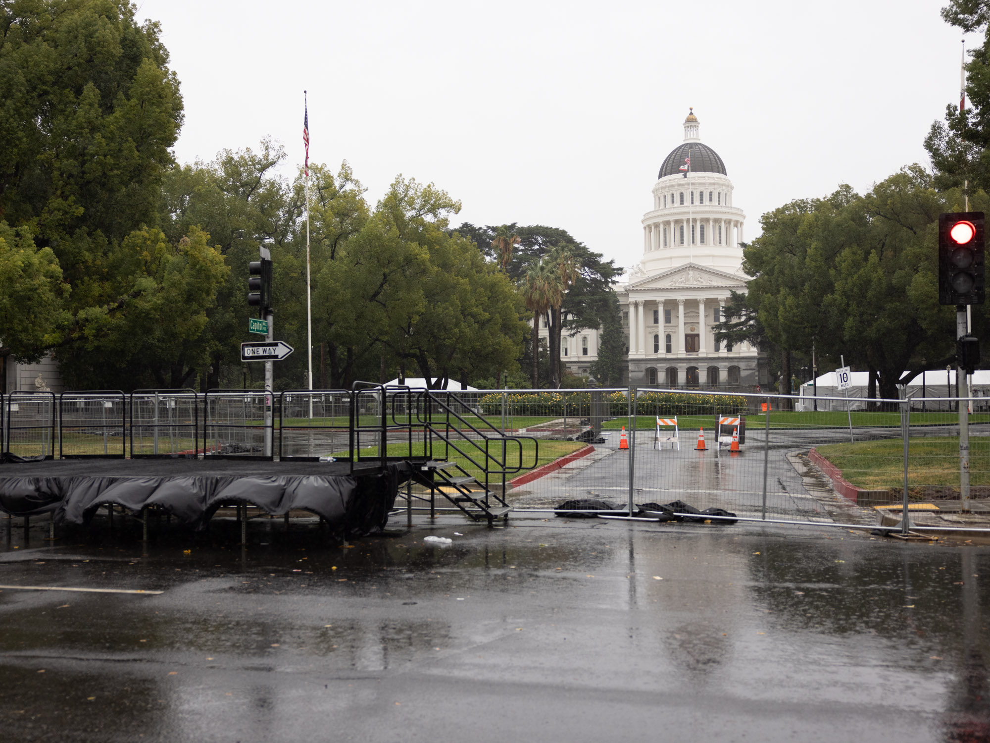Sacramento went from record drought to record rain. Climate change may make that more common.