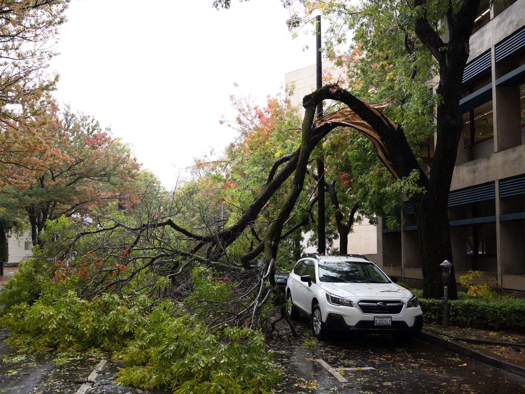 Flooding, power outages, cancellations as relentless storm wallops Sacramento region