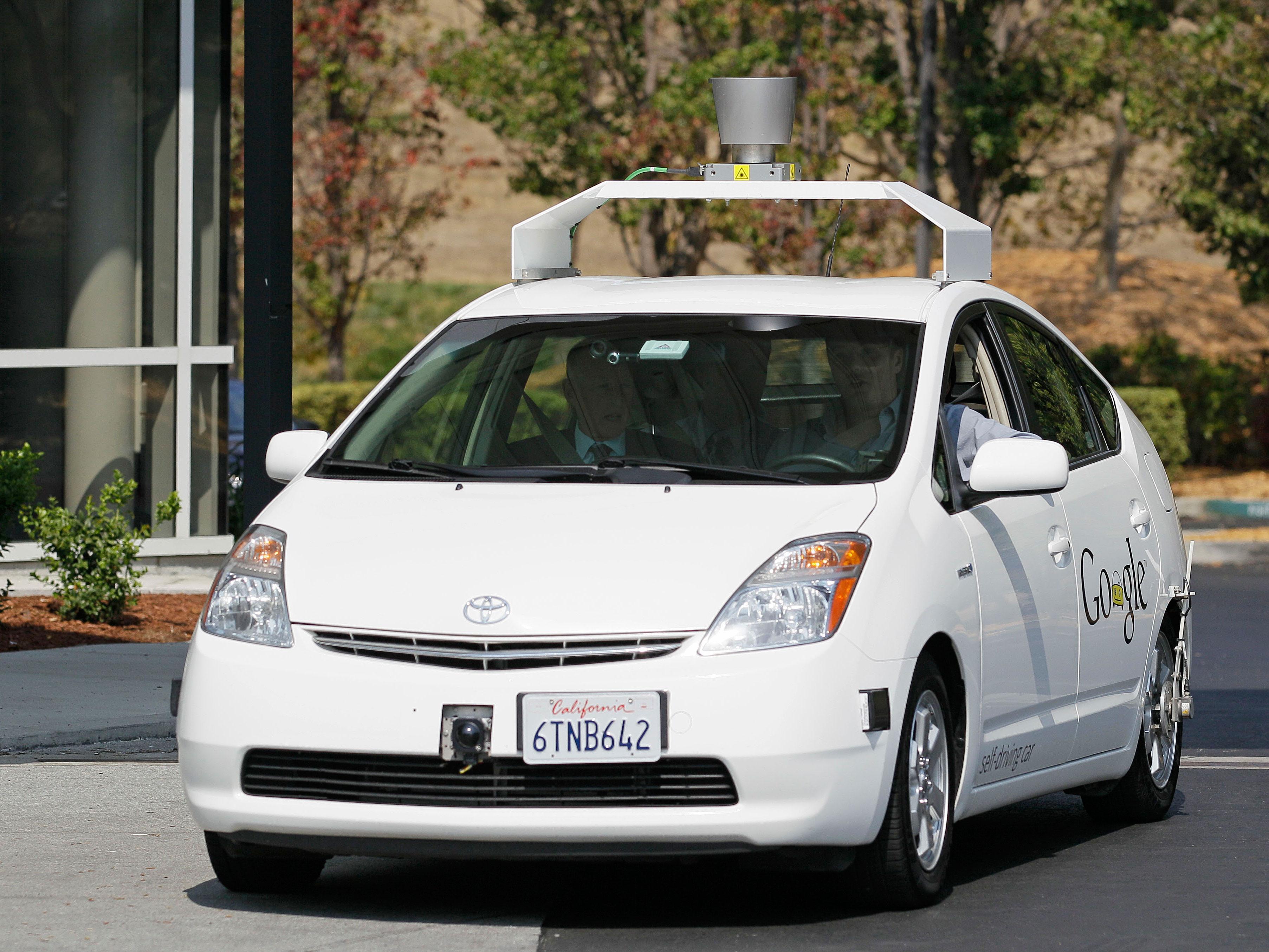 U0027Three Revolutions In Urban Transportationu0027 Sees A Driverless Car Future  Between Yolo And Sacramento Counties   Capradio.org