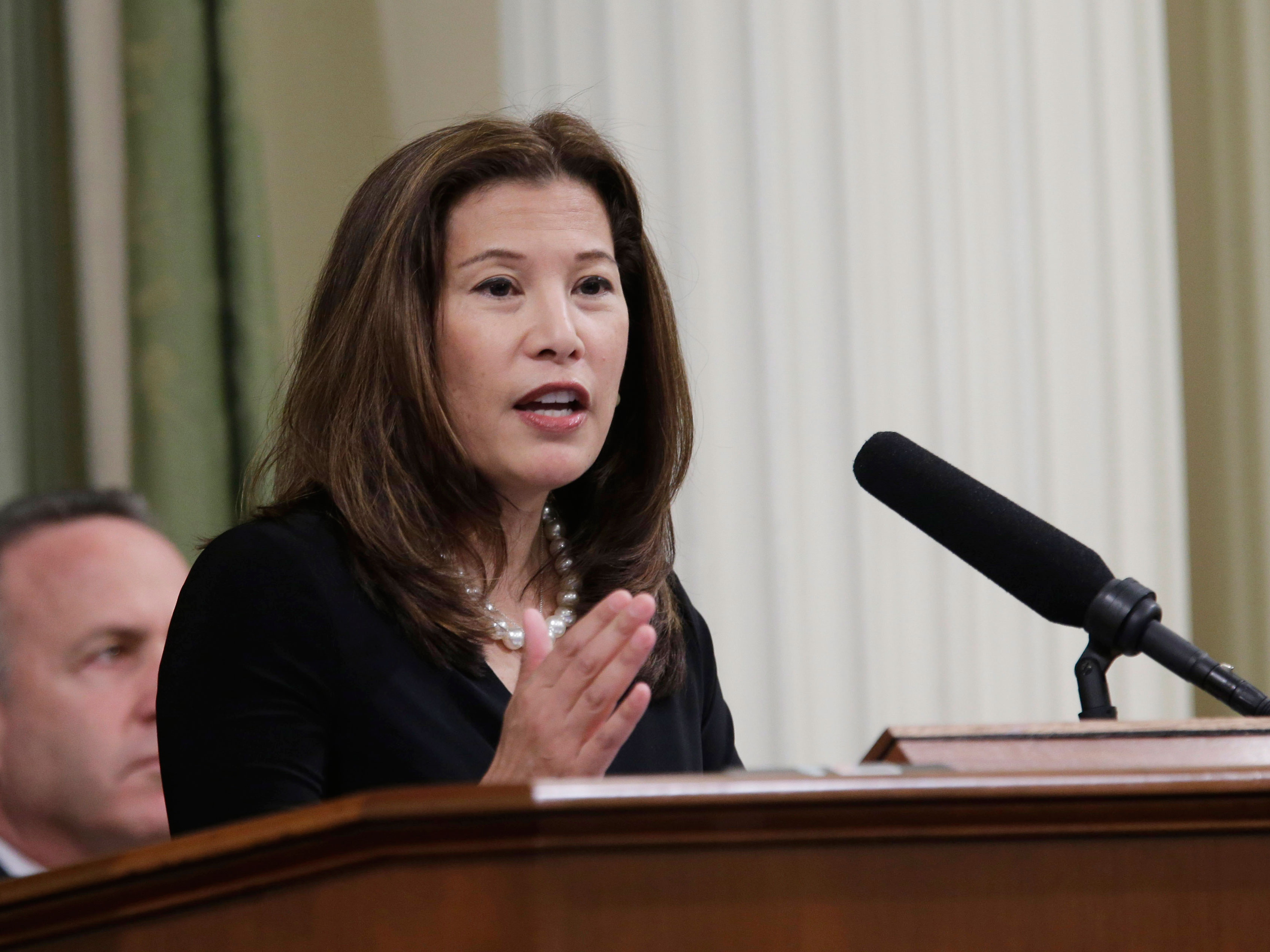 California S Chief Justice Comments On Tensions Between
