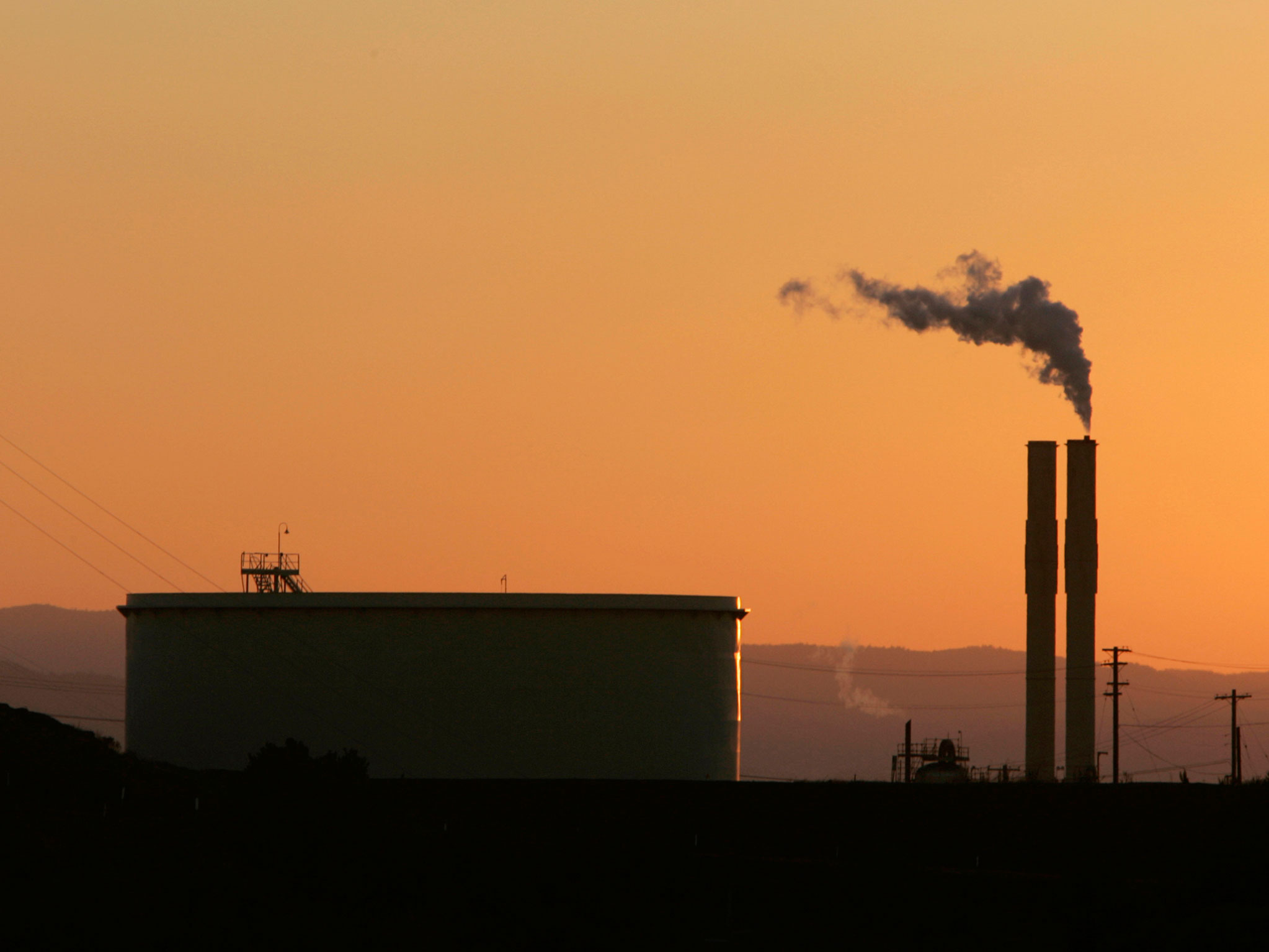 California Lawmakers Toy With Idea Of Replacing Sales Tax With A Carbon Tax