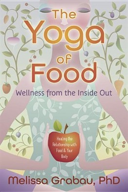 0819 Book Cover Yoga Of Food