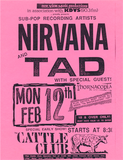 Concert -poster