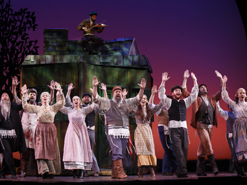 Musical Stages Fiddler On The Roof Celebrates 50 Years Of