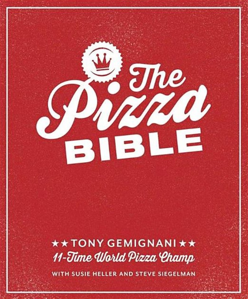 1215 The Pizza Bible