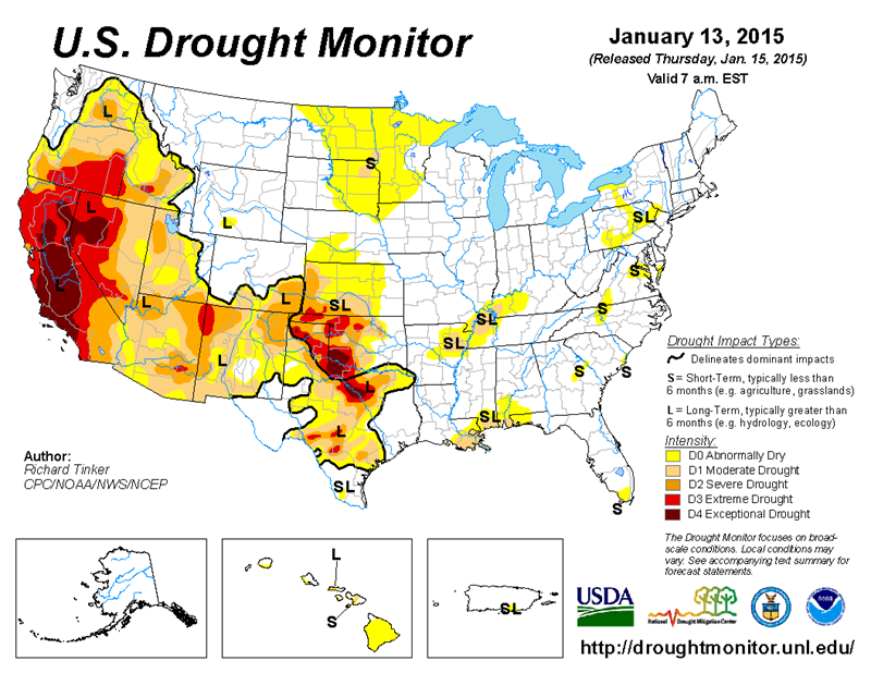 0115 Drought All States