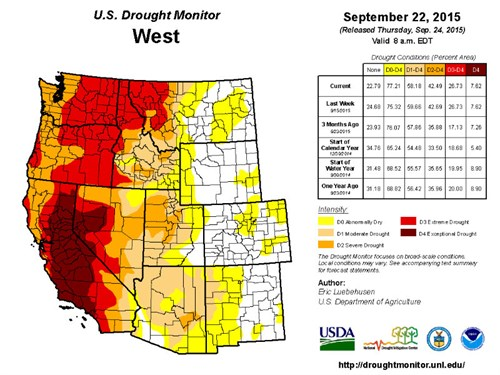 0924 West Drought