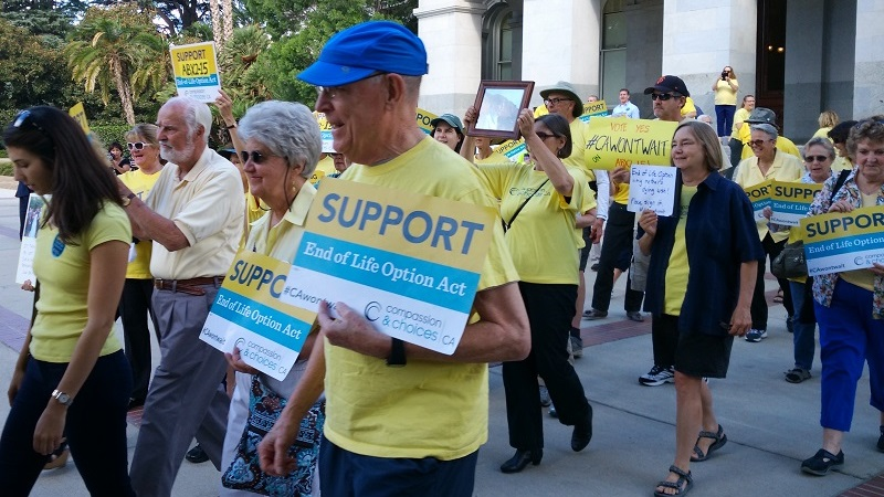 Authors Of California's End-Of-Life Law Say Drug Costs, Access Must