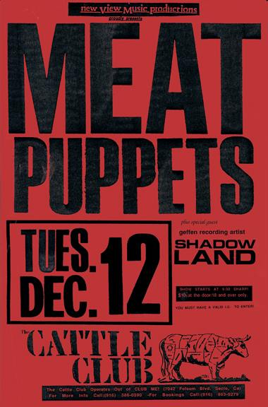 Meatpuppets