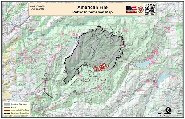 0830 American Fire Map