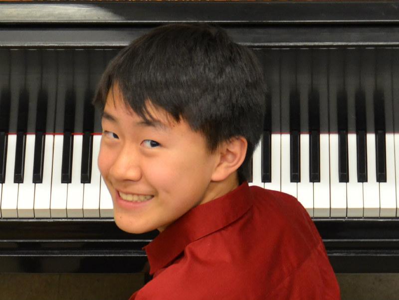 Middle School Pianist Roger Xia - capradio org
