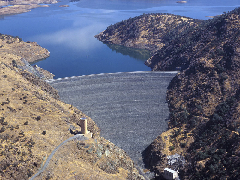 no fed project water for some california farmers