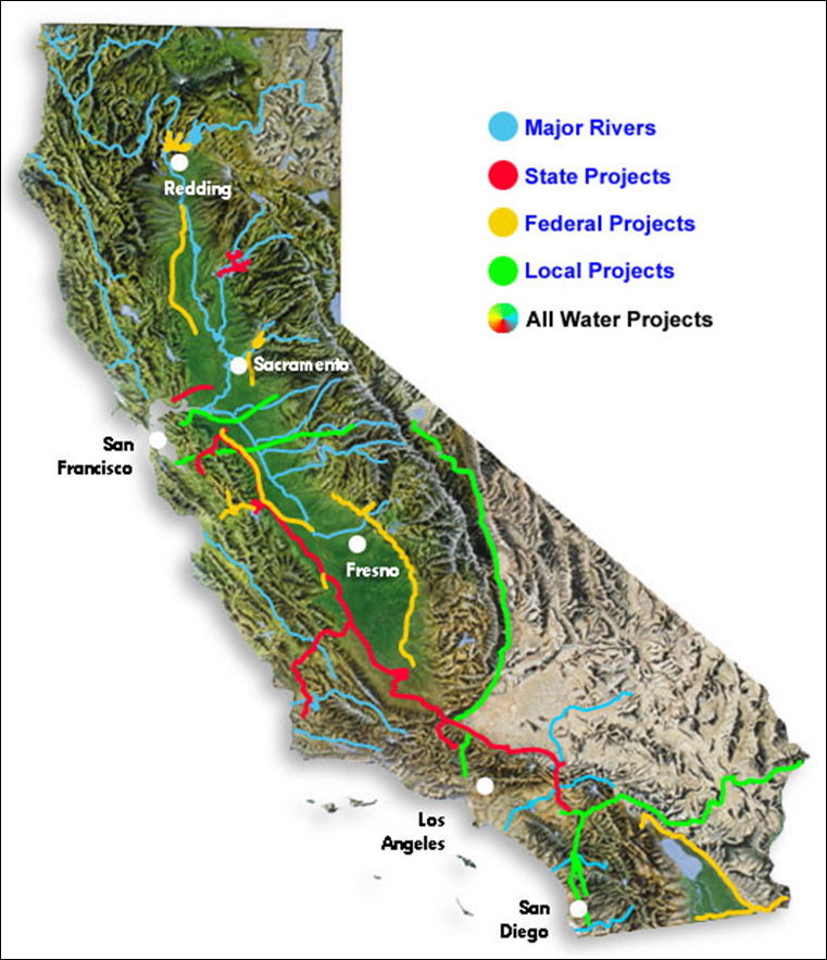 Feds Reduce Water Allocation For California Capradio Org