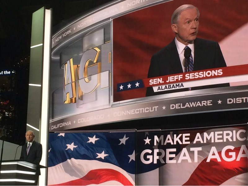 GOP Convention Jeff Sessions Ba 20160718 P