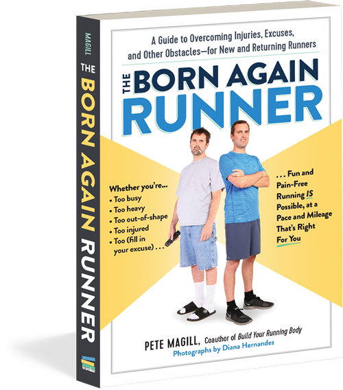 Born Again Runner -3D