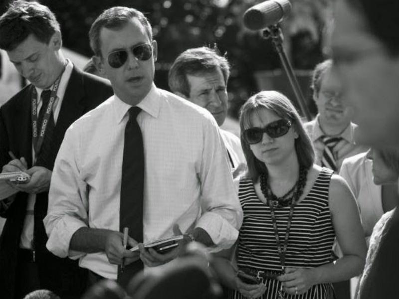 eaa95642b187 NPR White House Reporter Tamara Keith Makes Stop On Insight - capradio.org