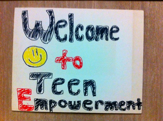 Welcome To Teen Empowerment