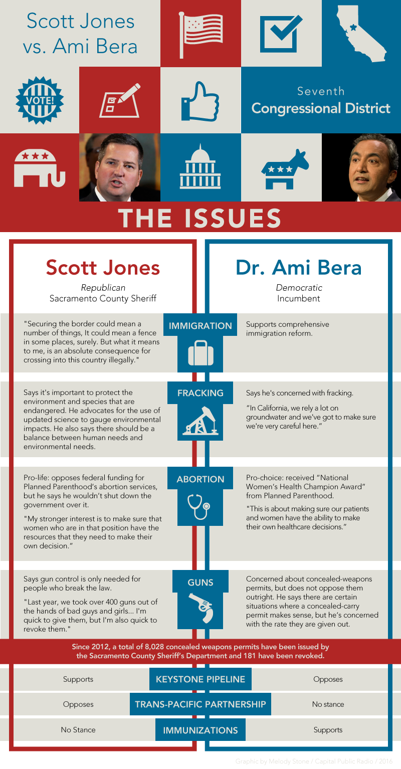 Bera Jones -Issues Graphic