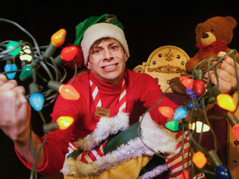 david sedaris christmas elf essay Holidays on ice [david sedaris] price for the story of being a store christmas elf in flames is a collection of essays my american humorist david sedaris.
