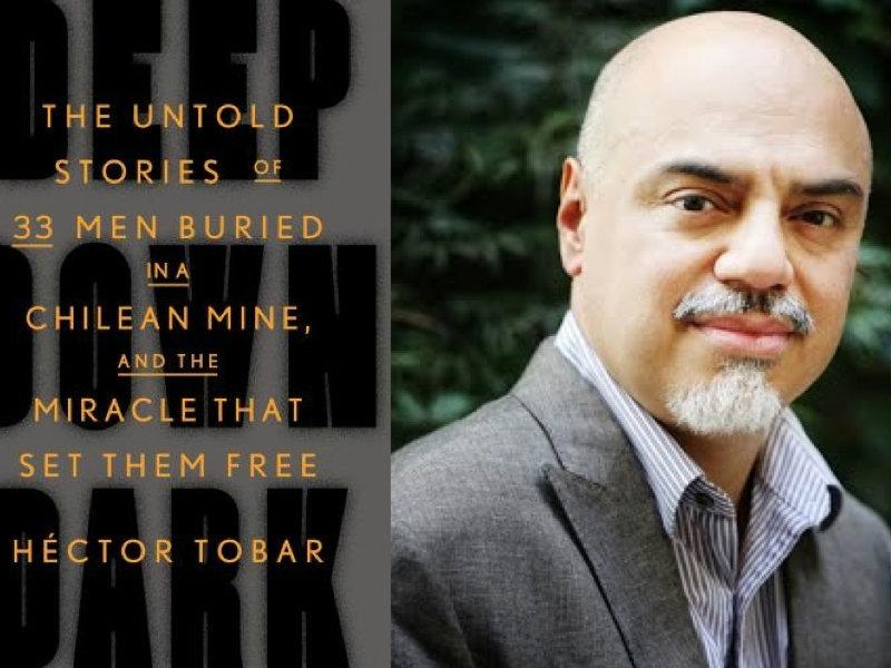 Pulitzer Prize Winning Journalist Hector Tobar To Deliver Keynote