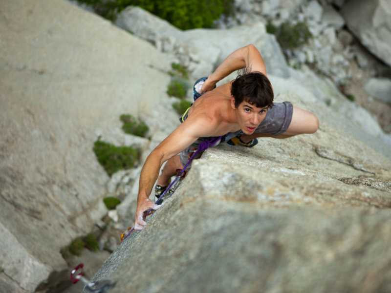 World Renowned Rock Climber Alex Honnold Returns To Sacramento With