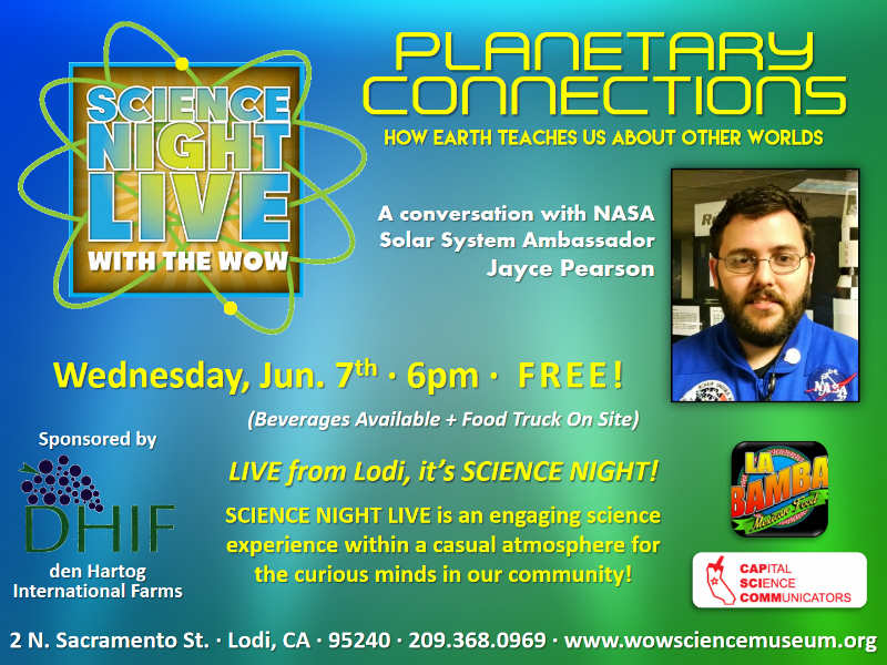a16b41965af Science Night Live Shows What We Can Learn About Other Planets By Studying  Our Own World - capradio.org