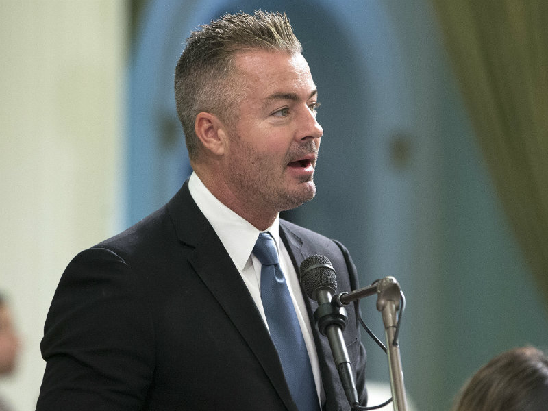 PolitiFact: Travis Allen\'s False Claim On Crime - capradio.org