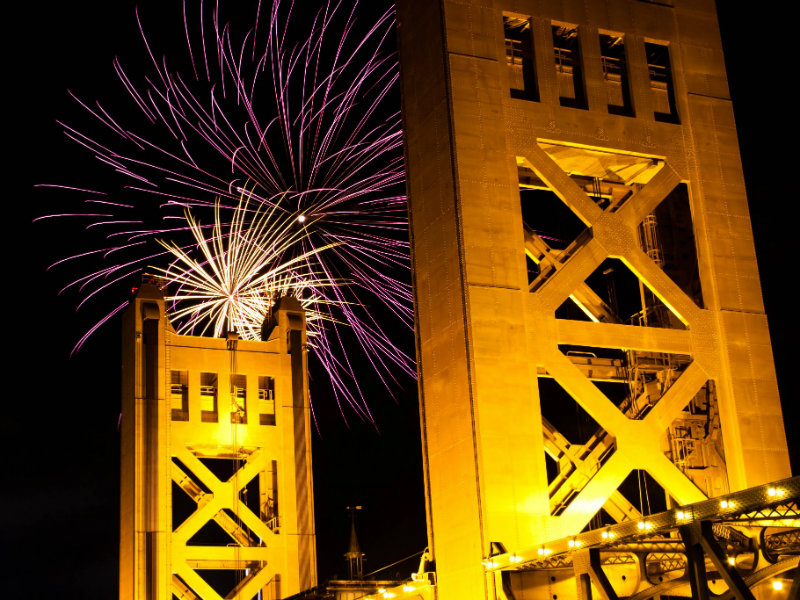 Fourth Of July Celebrations In And Around Sacramento