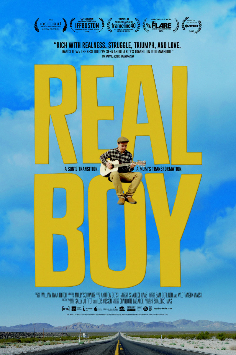 010318 D Real Boy 3 Poster P